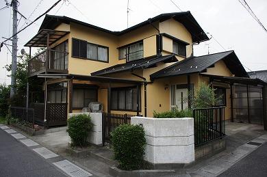 施工例へ「家のイメージを変える外壁塗装」を追加しました。【羽島市のリフォームは無為自然へ】