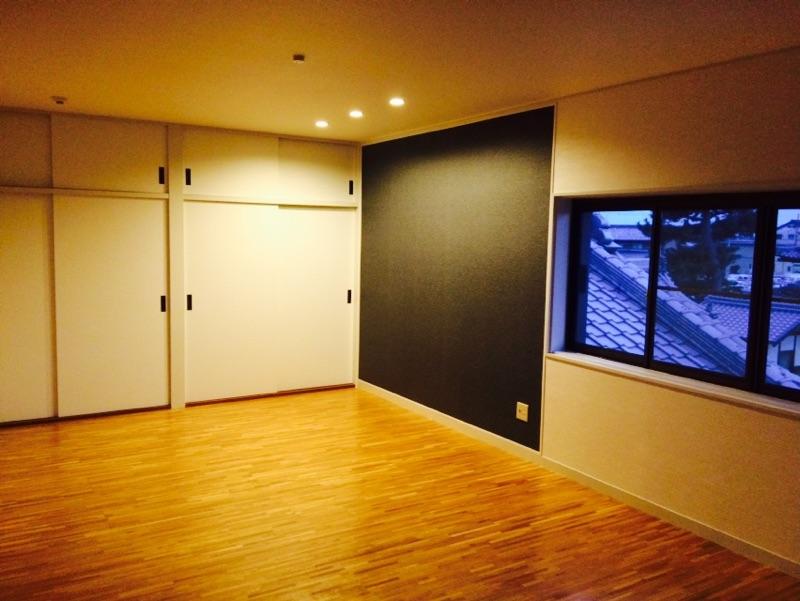 「内装まるっと1室のリフォーム」施工例を追加しました。