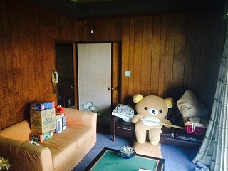 納戸を趣味の部屋へリノベーション