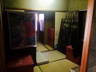 和室を洋室へ更新